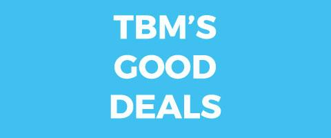 TBM's good deals : your card gives you gifts!